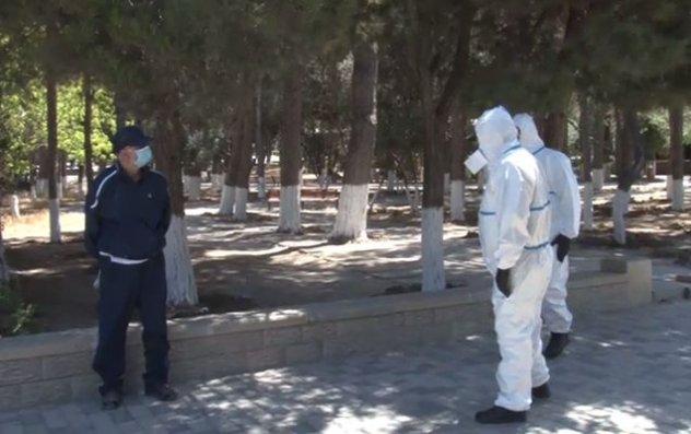 Evlərini tərk edən 10 koronavirus xəstəsinə cinayət işi açıldı