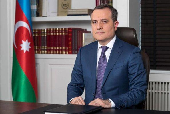 Ceyhun Bayramov Türkiyədə rəsmi səfərdədir