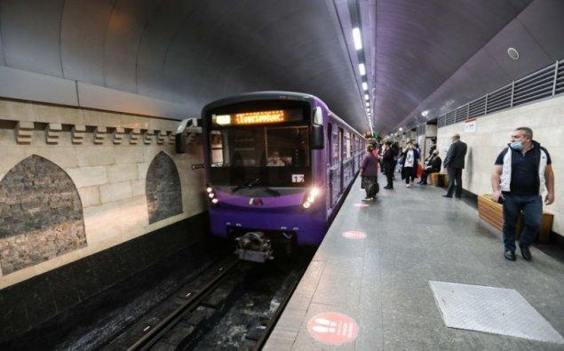 Bakı metrosu fəaliyyəti bərpa etdi
