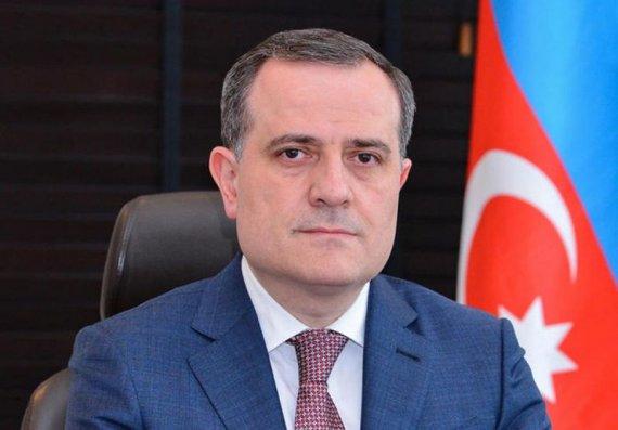 Ceyhun Bayramov Gürcüstana rəsmi səfər edib