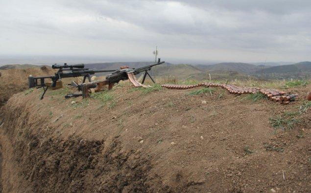 MN:  Ermənistan silahlı qüvvələrinin 556-cı alayının taboru sıradan çıxarılıb