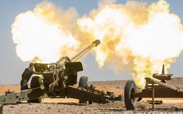 Ermənistan silahlı qüvvələri bölmələrimizi artilleriya atəşinə tutub