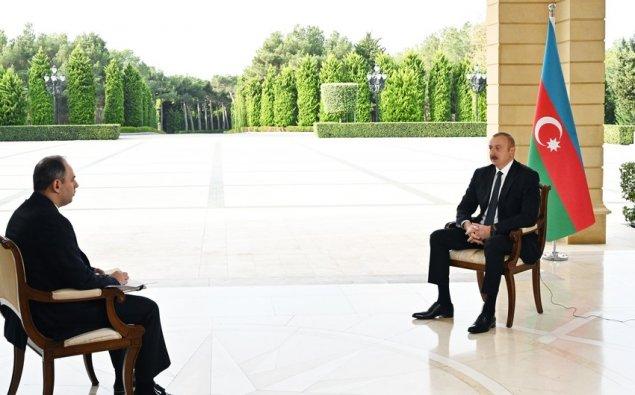 Prezident İlham Əliyev Rusiyanın