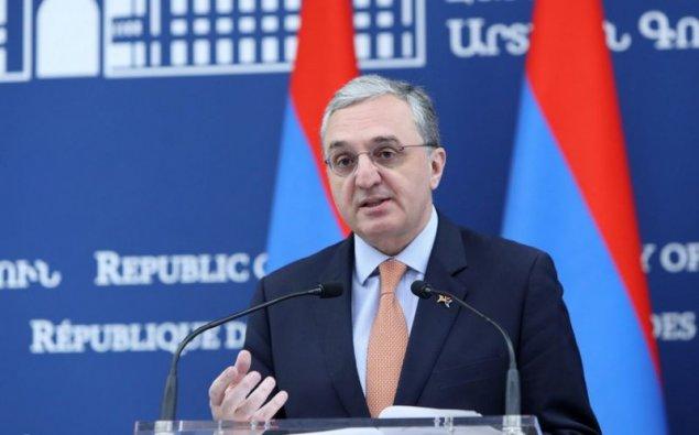Ermənistan XİN başçısı istefa verdi