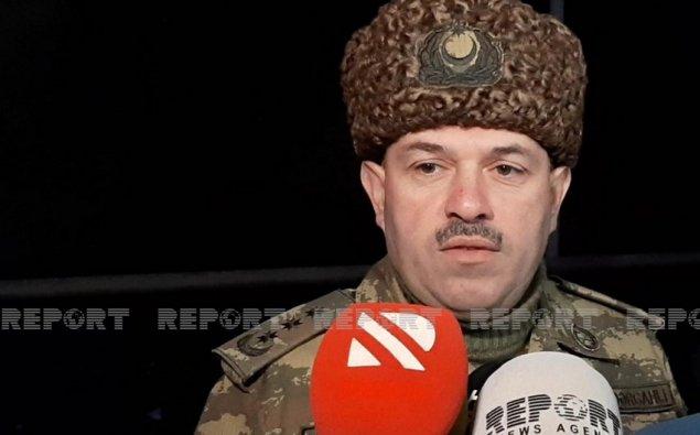 MN:      Azərbaycan Ordusu Kəlbəcərə bir neçə istiqamətdə daxil olub