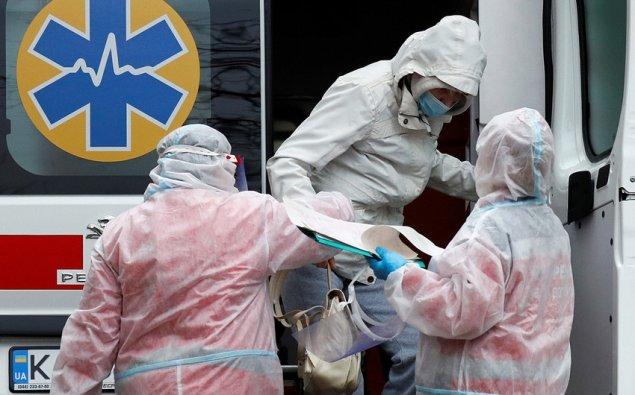 Ukraynada koronavirusa yoluxmada daha bir rekord qeydə alındı