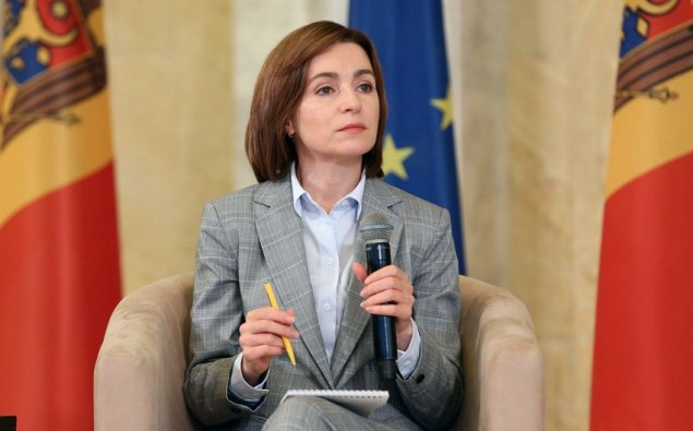 Moldova prezidentinin andiçmə tarixi açıqlanıb