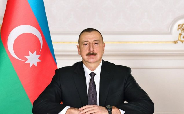 İraq Parlamentinin Baş katibi Azərbaycan Prezidentinə məktub yazıb