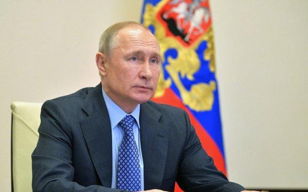 """Putin: """"MDB-nin daxili işlərinə qarışmaq cəhdləri ciddi çağırışdır"""""""