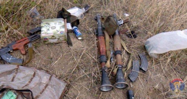 Qarabağdan Ermənistana silah-sursat daşıyan 18 nəfər barəsində cinayət işi başlanıb