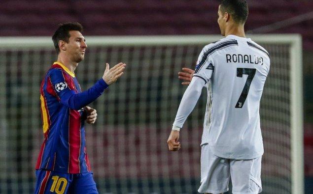 Messi Ronalduya heyran olduğunu söylədi