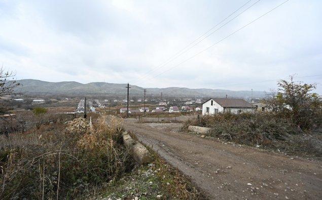 Qanunsuz şəkildə erməni kəndinə birlədirilmiş ərazi Azərbaycana təhvil verildi