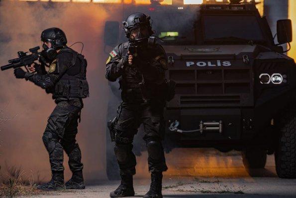 Polis əməliyyat keçirdi - saxlanılanlar var