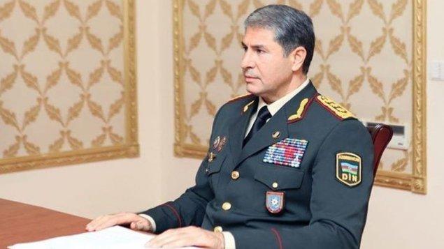 Vilayət Eyvazov polkovniki vəzifəsindən azad etdi