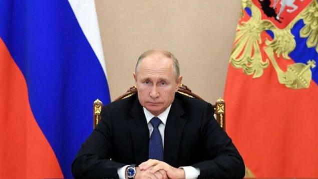Putinin hərbi rütbəsi AÇIQLANDI