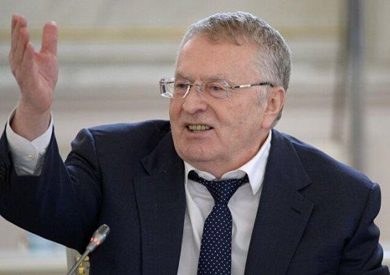 Ermənistanı zorla Rusiyanın tərkibinə qatmaq lazımdır - Jirinovski