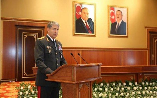 Vilayət Eyvazov polkovnikin vəzifəsini azaltdı - Yeni təyinat