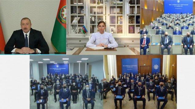 Prezident YAP-a rəhbər şəxslər təyin etdi - SƏRƏNCAM