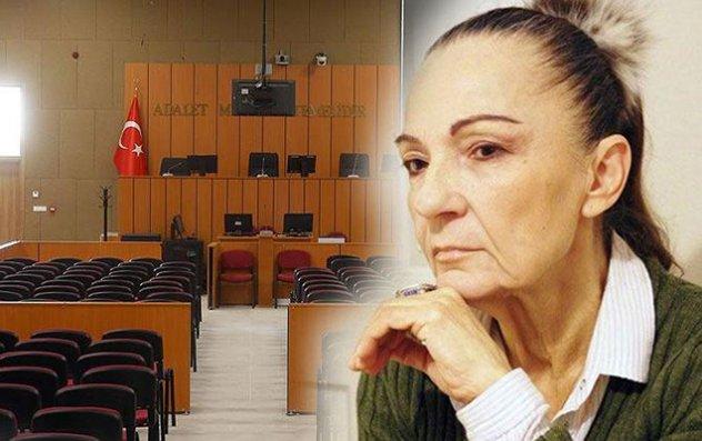 81 yaşlı türk aktrisa həbs olundu
