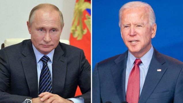 Putinə Baydendən dəvət gəldi