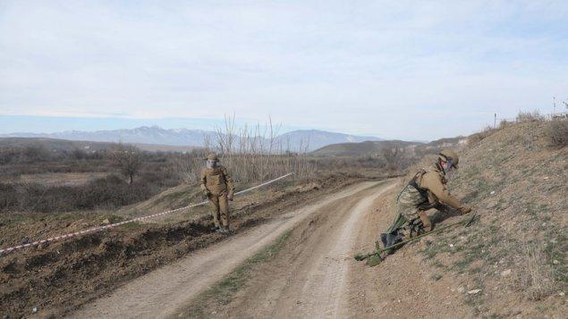Azərbaycan Ordusunda yeni tabor yaradıldı