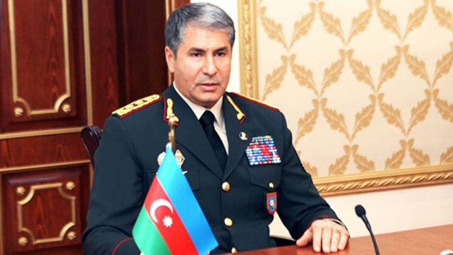 Vilayət Eyvazov mayora yeni vəzifə verdi