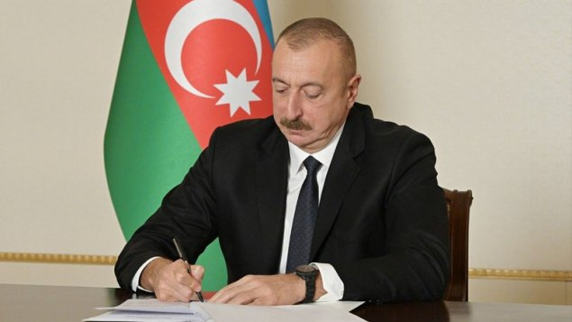Prezident yeni Dövlət Agentliyi yaratdı (FƏRMAN)