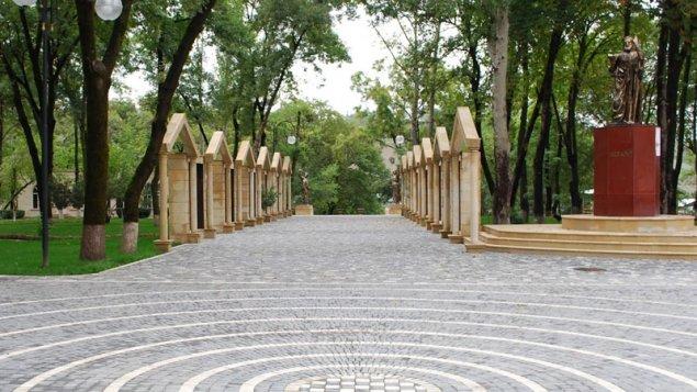 Bu parkın abadlaşdırılmasına 5 milyon manat ayrıldı (SƏRƏNCAM)