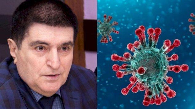 """Baloğlan Əşrəfov televiziyada koronavirusa yoluxub: """"Allah cəzalarını versin!"""""""