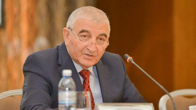 Məzahir Pənahov yenidən MSK sədri seçildi