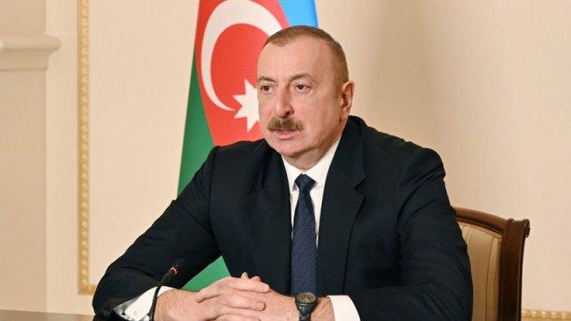 Prezident yeni səfirlərin etimadnaməsini qəbul etdi