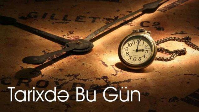 YADDAŞ: Yaxın və uzaq tarixi faciələrimiz... - 4 may