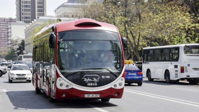 8 və 16 may tarixlərində avtobuslar işləyəcək? (RƏSMİ)