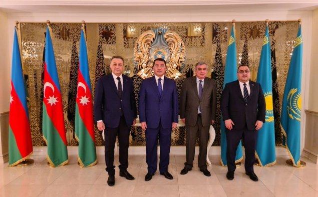 """Qazaxıstan və Azərbaycan """"ağıllı şəhər"""" layihəsi üzrə saziş imzaladı"""