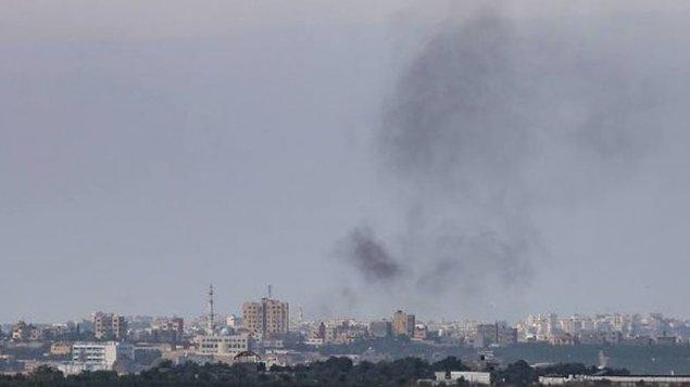 HƏMAS üç gün ərzində İsrailə 1500-dən çox raket atıb