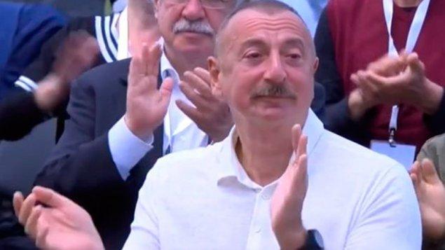 """""""Xarıbülbül"""" festivalında təsirli anlar (VİDEO)"""