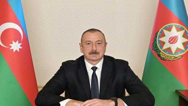 İlham Əliyev yol tikintisinə beş milyon manat ayırdı (SƏRƏNCAM)