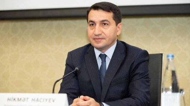 Hikmət Hacıyev NATO qərargahını ziyarət edəcək