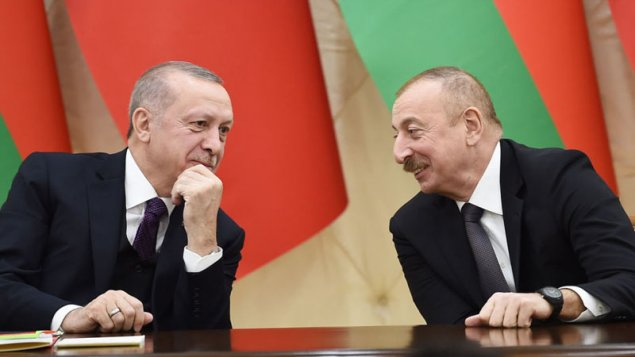Ərdoğan Azərbaycana gəlir (RƏSMİ)