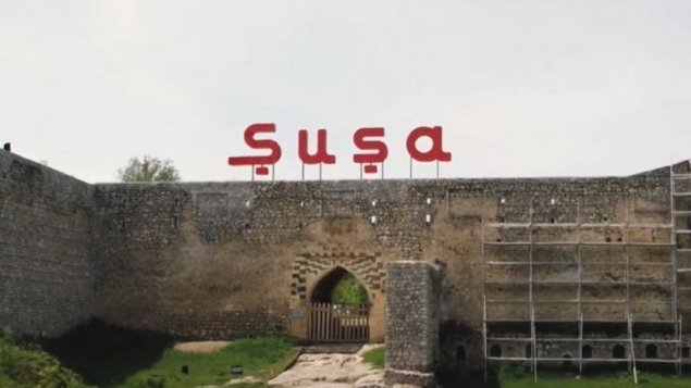 """Şuşaya """"Qəhrəman şəhər"""" statusunun verilməsi təklif edildi"""
