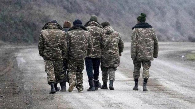 Erməni terrorçuların Azərbaycan ərazisinə keçdiyi istiqamət (FOTO)