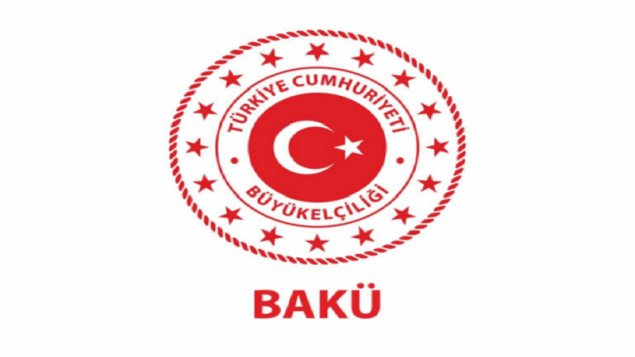 """""""Bir kərə yüksələn bayraq, bir daha enməz!"""" - Türkiyə səfirliyindən paylaşım"""
