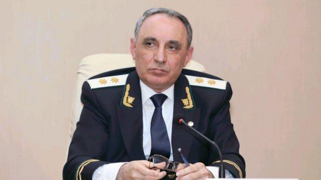 Baş prokuror Dağlar Zeynalovu işdən çıxardı (FOTO)