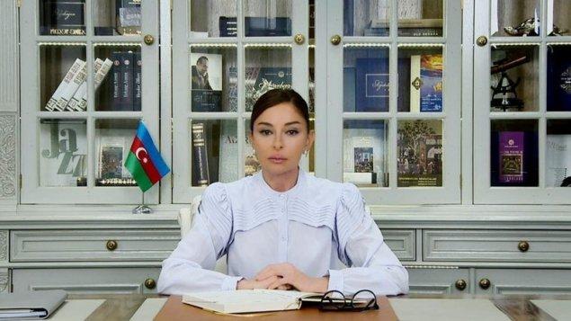 Mehriban Əliyeva Aleksandr Atanın vəfatı ilə əlaqədar bağsağlığı verdi