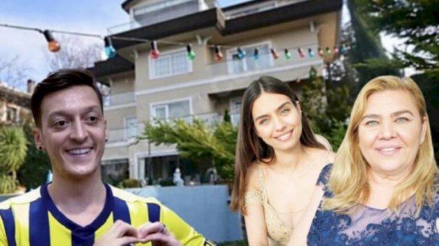 Futbolçu qayınanasına 12 milyona villa aldı
