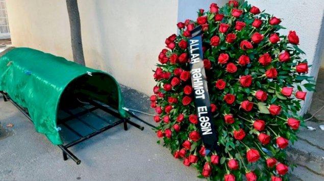 Azərbaycan generalına ağır itki üz verdi (FOTO)