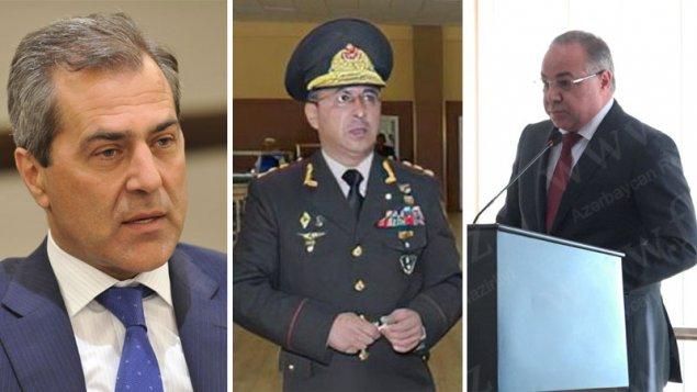 Nazim İbrahimov və Orucəli Hacıyev Rövşən Əkbərova qarşı ifadə verdi: