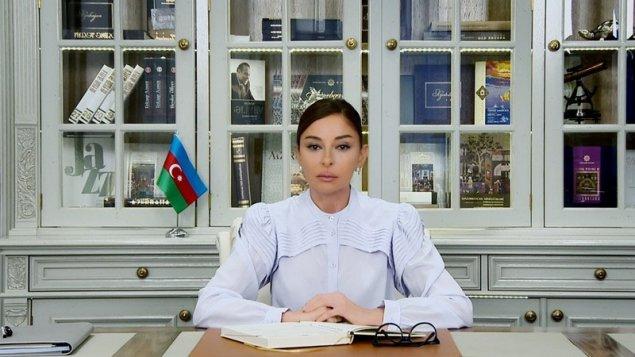 Mehriban Əliyevadan Qurban bayramı təbriki