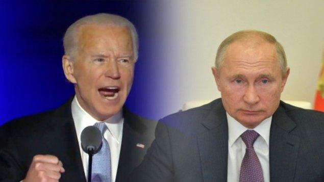 """Bayden Putinlə görüşüylə bağlı təəssüratlarını bölüşdü: """"İlk dəfə..."""""""
