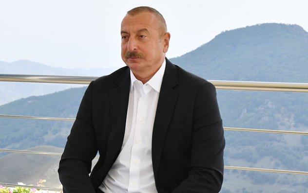 İlham Əliyevin Xankəndi çıxışının VİDEOSU